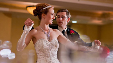 Catherine John Wedding Dance 0480270 First Specialists